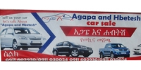 Agapae and Habtish Car Seller
