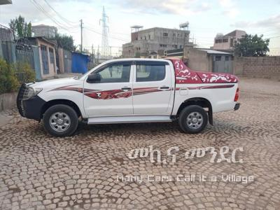 Car for rent-TOYOTA-Hilux
